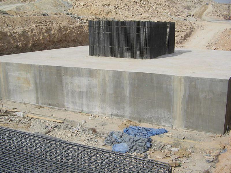 Riyadh Environment Road Northwest Foot Viaduct Buildings